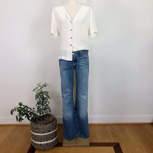 Lucky Brand Jeans, Dungarees, Lowered Peanut Cut